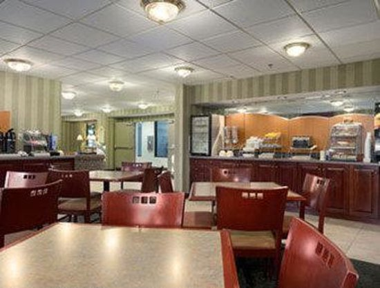 Baymont Inn & Suites Lexington : Breakfast Area