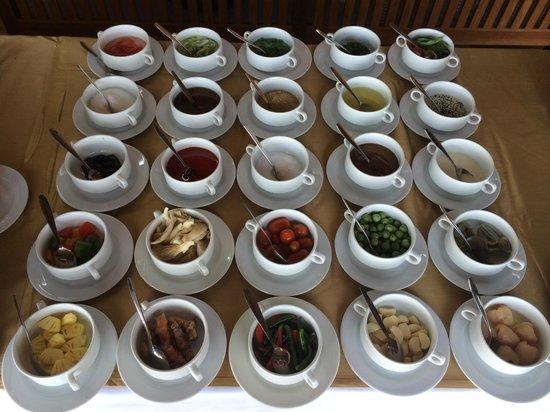 Bandara Resort & Spa: Cooking class