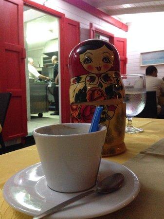 Le Ti Bouchon : Cappuccino