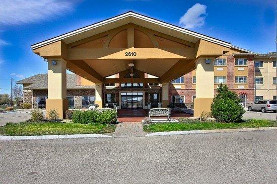 Holiday Inn Express & Suites Boise West - Meridian : Holiday Inn Express and Suites boise West Meridian Hotel Idaho