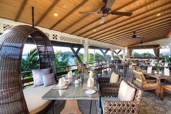 Cape Panwa Hotel: Cafe Andaman