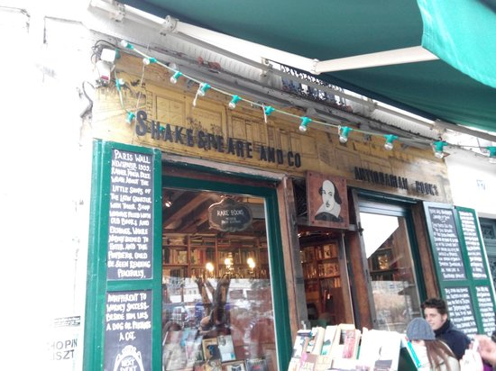 Librairie Shakespeare and Company : Shakespear & CO