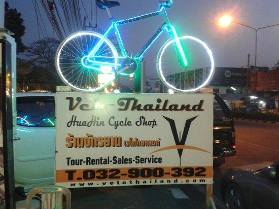 Velo Thailand - Hua Hin