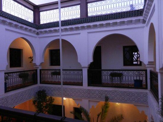 Riad Shaloma : Innenhof
