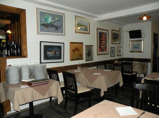 Konoba Bakus: Внутри ресторана
