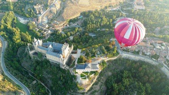 Aerodifusión - Paseos en Globo en Segovia