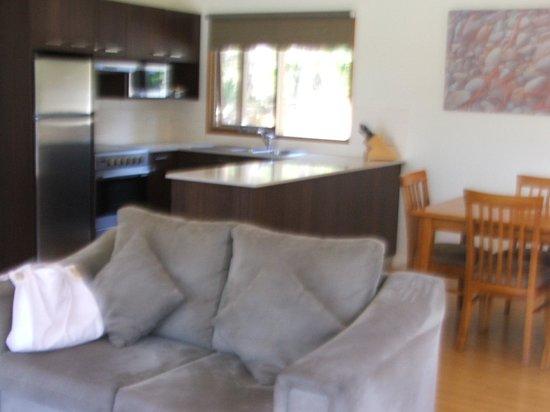 Stewarts Bay Lodge: cabin