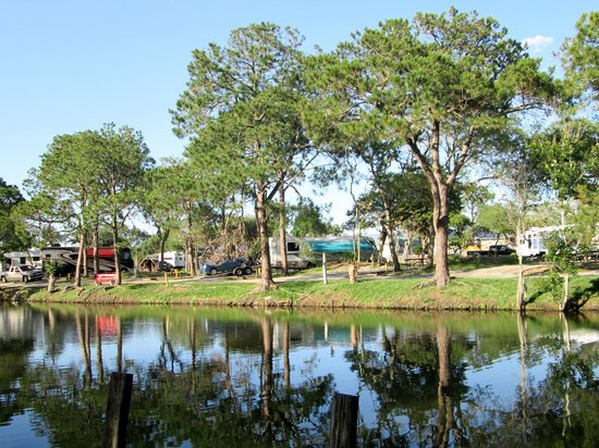 St. Augustine Beach KOA: Campground