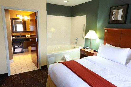 Holiday Inn Express Hotel & Suites West Chester: Superior Room