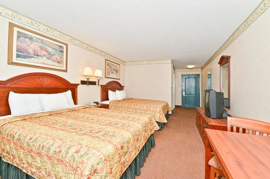 Americas Best Value Inn and Suites Marion: Two_Bed_Standard
