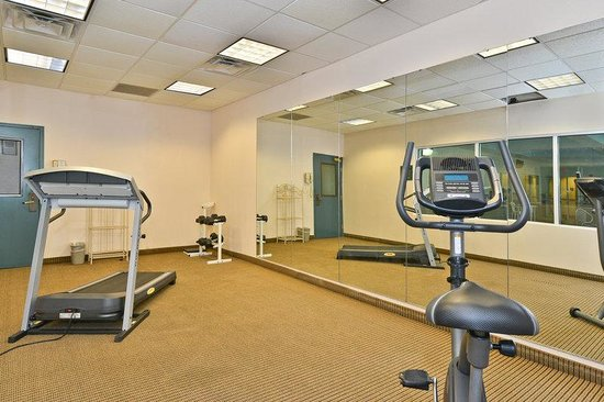 Americas Best Value Inn and Suites Marion: Fitness_Area