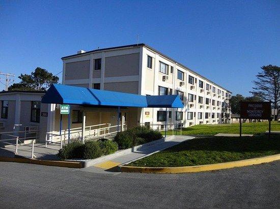 IHG Army Hotel - Presidio of Monterey : Bldg 366 - Hotel Exterior