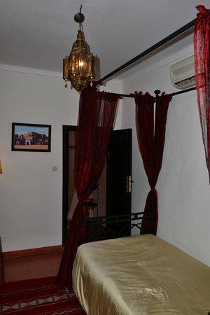 Riad Al Mamoune : room 1