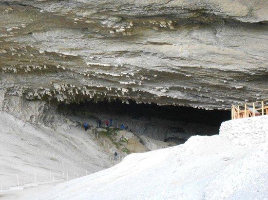 Cueva del Milodon : La Cueva