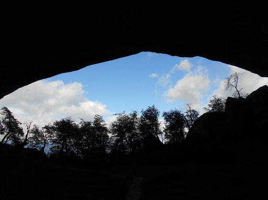 Cueva del Milodon : Cueva