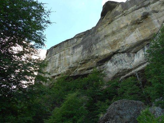 Cueva del Milodon : Entrada