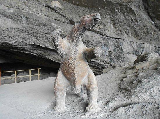 Cueva del Milodon : El Milodón