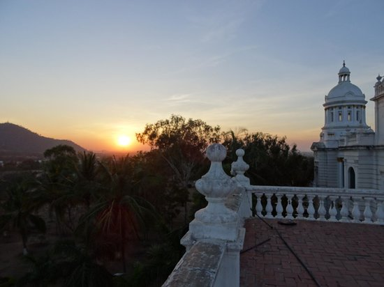 Lalitha Mahal Palace Hotel: View from the roof