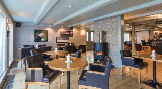 Hotel Reykjavik Centrum: Uppsalir Bar & Café, at the hotel