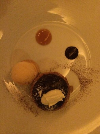 H Bistro at Hansar Samui: Dessert from the Chef special menu