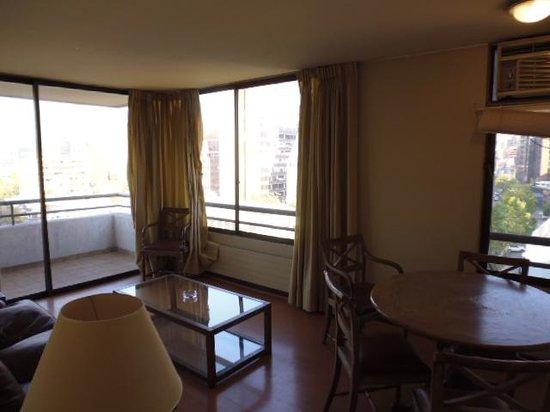 Alessandria Apart Hotel : room