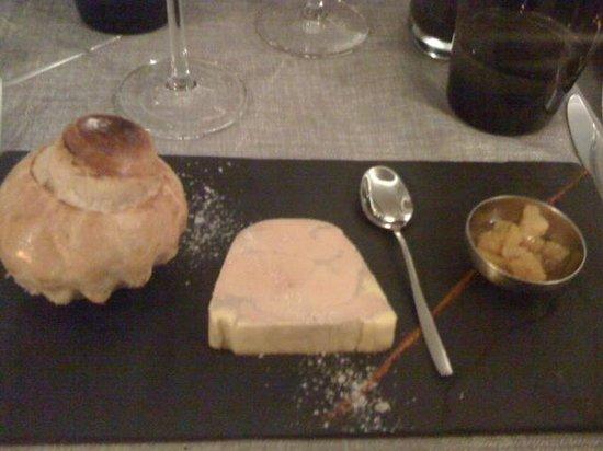Le 4: Foie gras maison