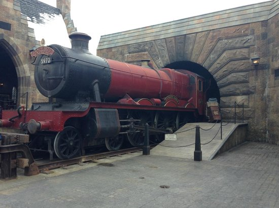The Wizarding World of Harry Potter : Hogwarts Express