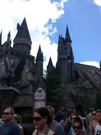 The Wizarding World of Harry Potter : Hogwarts