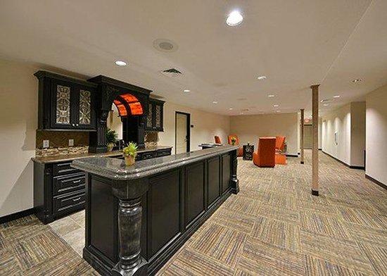 Sleep Inn & Suites: Basement Event Space