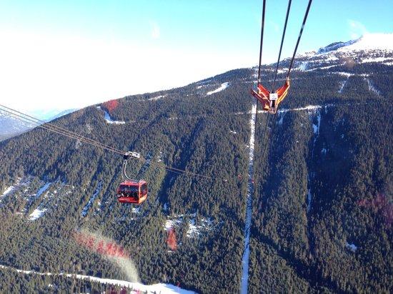 Peak 2 Peak Gondola: Peak 2 Peak