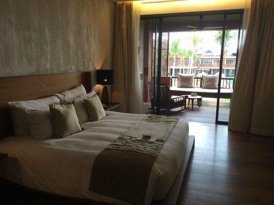 Hansar Samui Resort: Our lovely room #2205