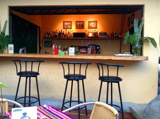 Big Daddy's Grill: The patio bar