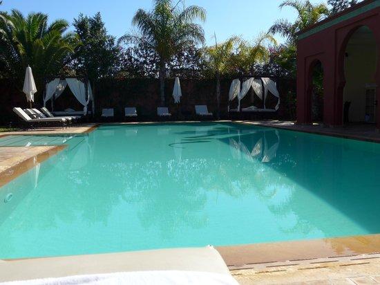 El Miria Palais Riad : Pool