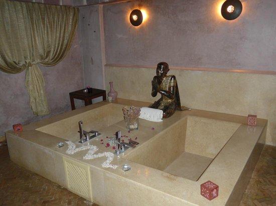 El Miria Palais Riad : Spa