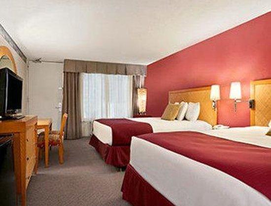 Jasper Inn Dome & Convention Centre: Standard Double Room