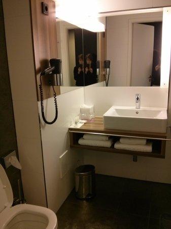 Bohem Art Hotel : bagno