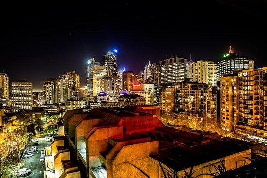 ADGE Apartment Hotel: Cityscape View