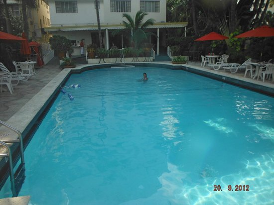 Richmond Hotel : Hotel Richmond - Miami Beach