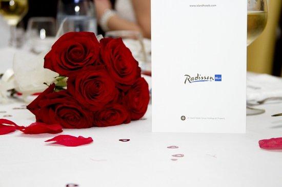 Radisson Blu Resort, Malta St Julian's: Romantic..