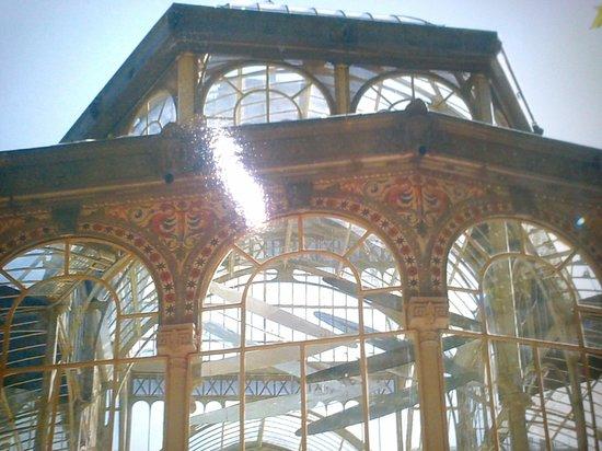 Palacio De Cristal: Con más años que Matusalén.