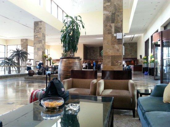 InterContinental Aqaba Resort: Hotel lobby