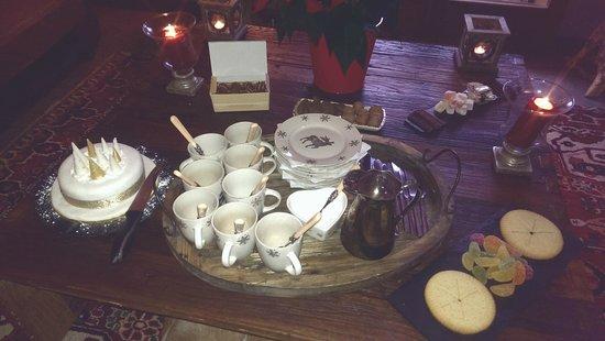 Chalet Fiona: Afternoon Tea