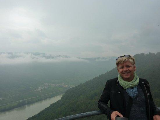 Wienguide Tours : Blick auf die Wachau