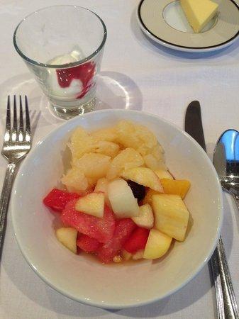 Kilkenny River Court Hotel: Breakfast