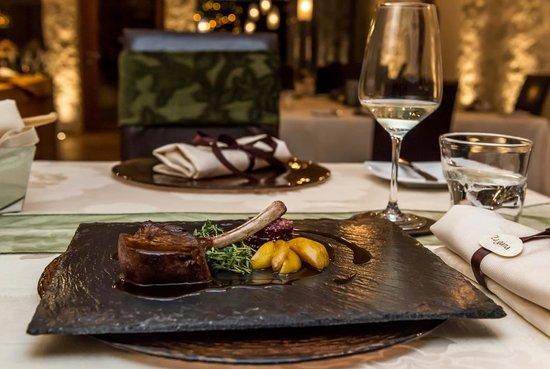 Hotel Cristallo: Ristorante Gourmet