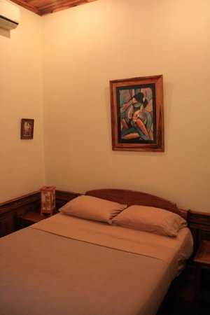 Villa Chitdara 2 Guesthouse : bedroom