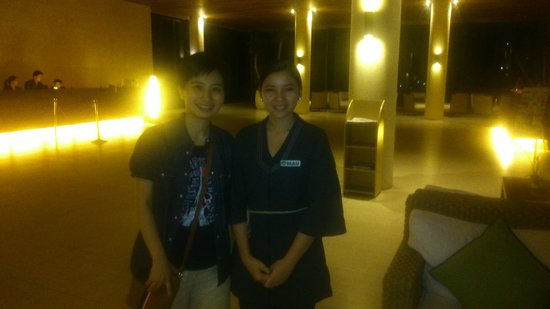 Fairways & Bluewater: with the friendly staff