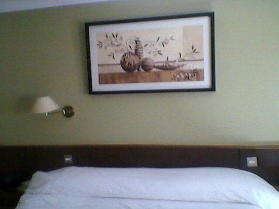 Hotel Cap Polonio: dormitorio matrimoñal de departamento para 4 personas