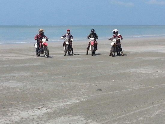 Passeios de moto