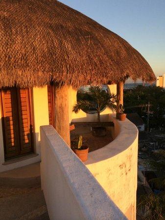 Beautiful Mi Casa en Cozumel morning